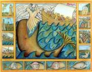 Jonah by John August Swanson 1987